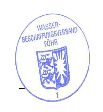 WBV Stempel
